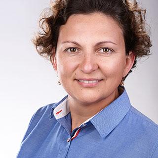 Dr. Ekaterina Bauzhadze, Rheumatologin und Internistin